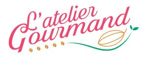 L'atelier gourmand Logo